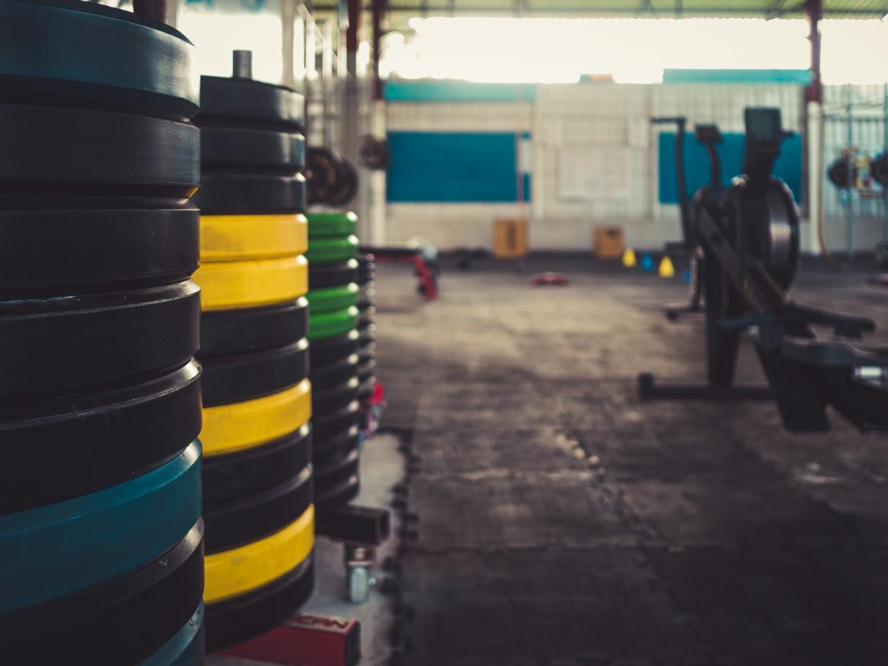 Weight lifting, Tulum Crossfit